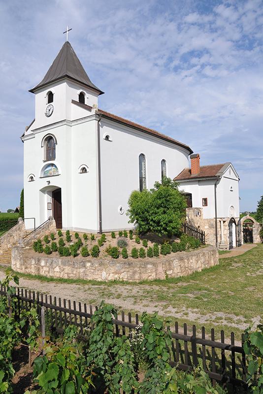 Museumskirche im Dorfmuseum Mönchhof