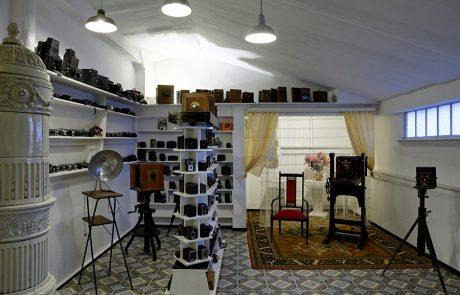 Fotoatelier im Dorfmuseum Mönchhof