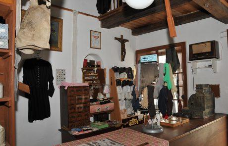 Kaufhaus im Dorfmuseum Mönchhof