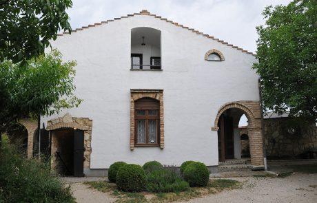 Haus im Dorfmuseum Mönchhof